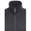 Woolpower 400 Full Zip Jacket Unisex Black